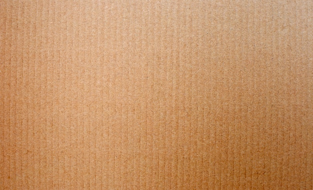 Brown cardboard texture for background.