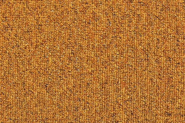 Brown carpet as the background texture