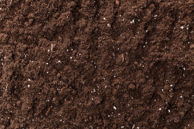 갈색 커피 가루 질감 배경