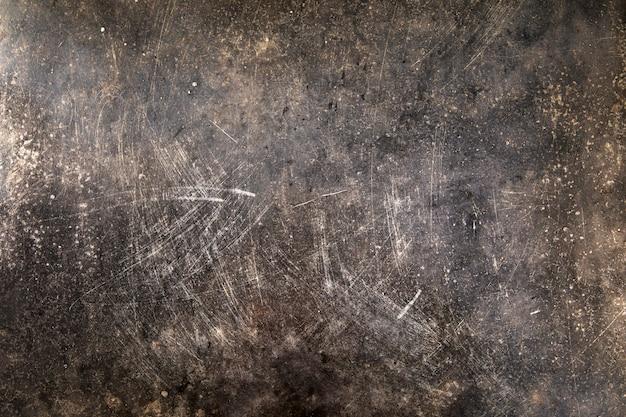 긁힌 자국이 있는 갈색 콘크리트 질감, 현대적인 스타일로 bao 스튜디오 내부 벽을 장식하기 위한 배경.