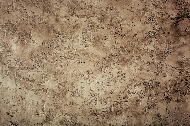 Brown concrete wall texture background.