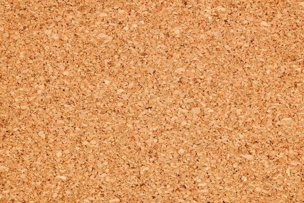 Brown cork textur