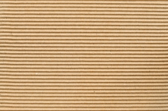 Brown corrugated cardboard useful as a background