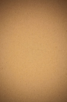 Brown craft paper background.