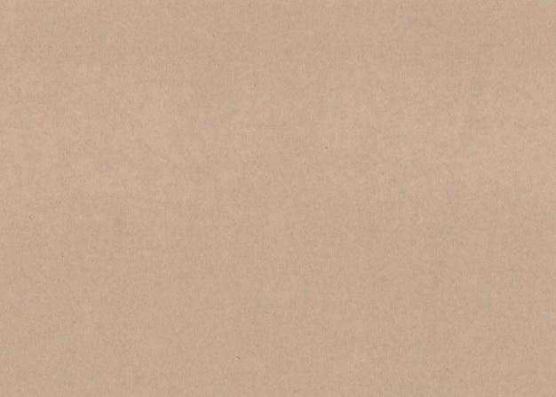 背景の茶色のクラフト紙。