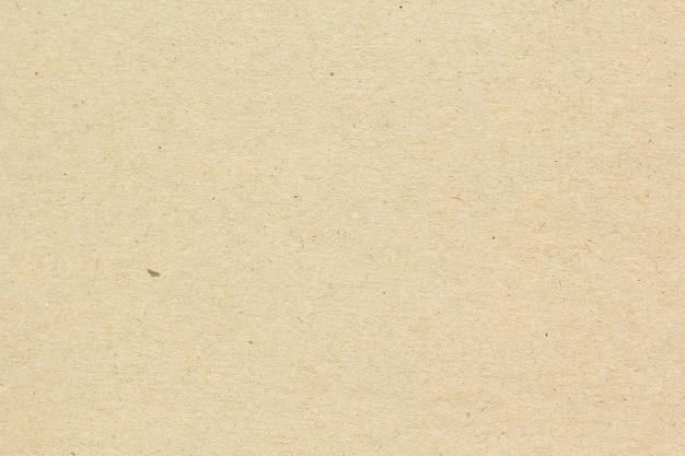 茶色のクラフト紙のテクスチャ背景
