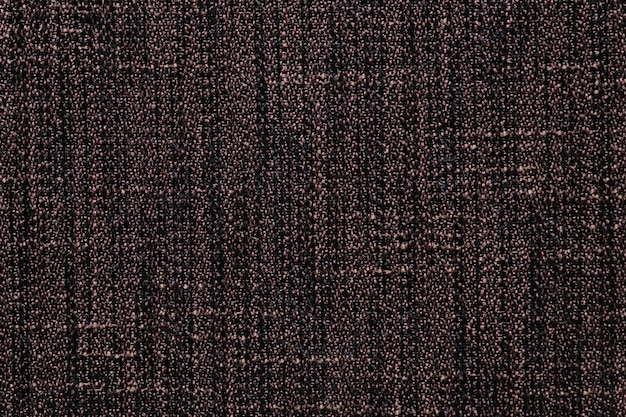 Brown fabric rug texture background