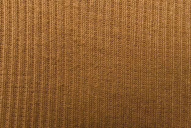 茶色の布のテクスチャ