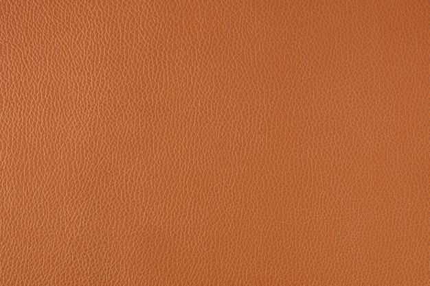 茶色の上質な革の織り目加工の背景