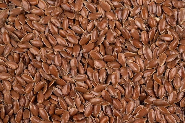 Brown flax seed background flax seed is a good source of omega3 fatty acids can aid in digestion