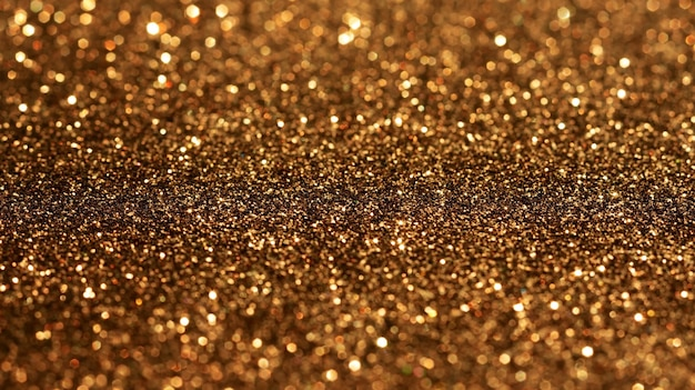Brown glitter texture for a background.