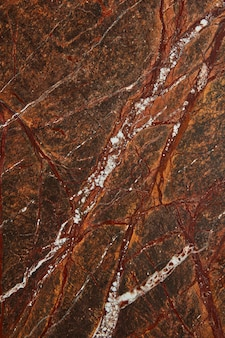 Brown granite surface pattern graphic abstract texture stone smooth background, place for text. natural surface for interior decoration.