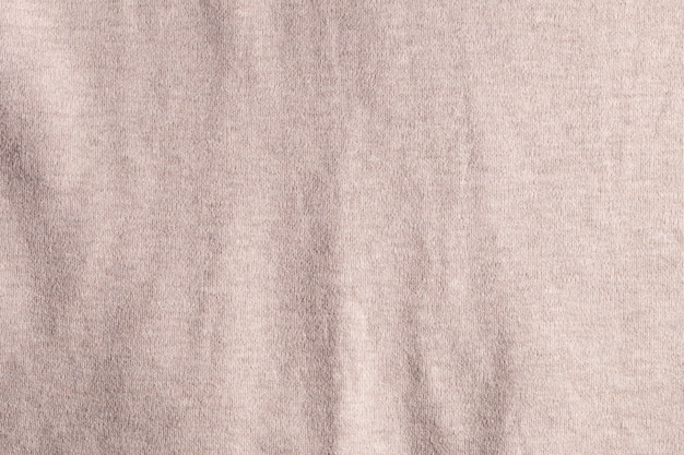 Brown and gray fabric cloth texture and textile background.