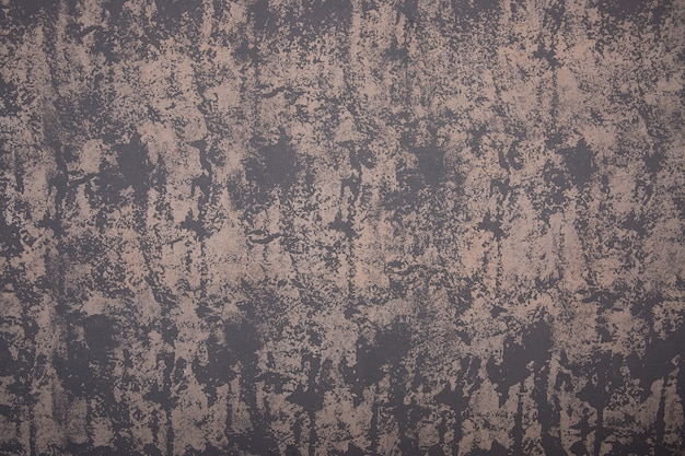 Brown-grey background - grunge textured wall for your design.