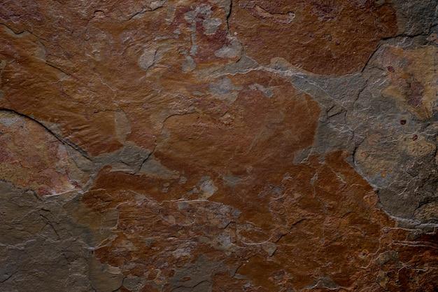 Коричнево-серый грубый цементный фон текстуры, мраморная штукатурка для внутренней и внешней отделки дома и поверхность керамической плитки.