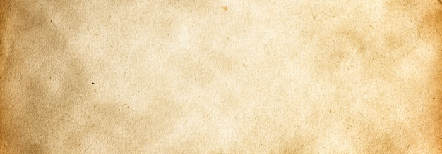 빈티지 종이 질감과 공간 복사본이 있는 갈색 그루지 배너 배경