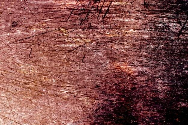 Brown grunge metal texture background