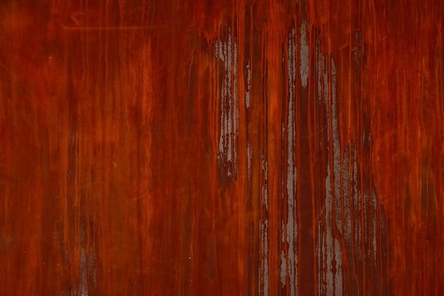 갈색 grunge 텍스처, 긁힌 표면. 녹슨 철 시트로 만든 산업 벽. 금속판 배경입니다. 배경 개념. 텍스트를위한 공간 복사
