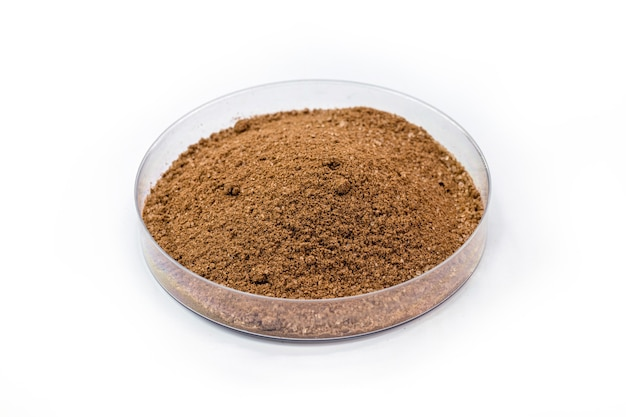 Коричневый оксид железа, синтетический оксид железа, используемый в качестве красителя