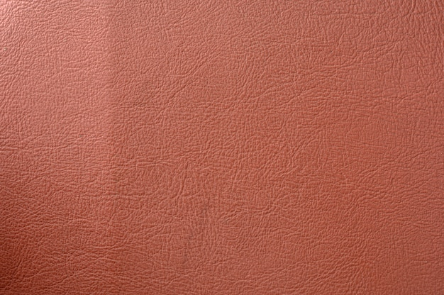 Brown leather texture detail background