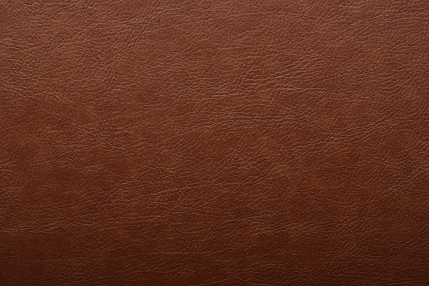 Brown luxury leather texture background simple surface