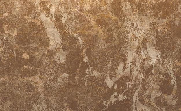 茶色の豪華な大理石のテクスチャ背景の詳細
