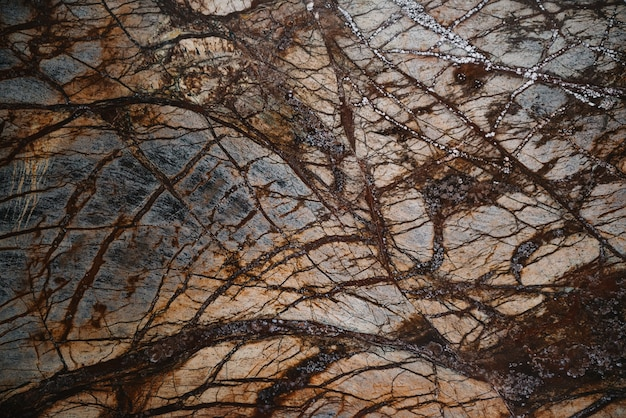 Brown marble natural pattern for surface, abstract