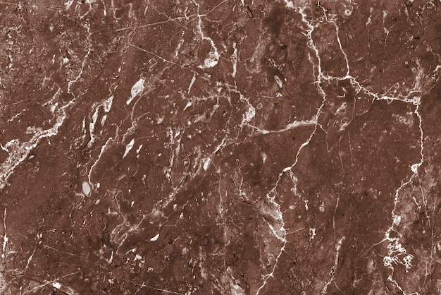 Brown marbled stone texture