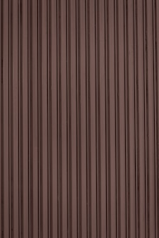 Brown metal wall background