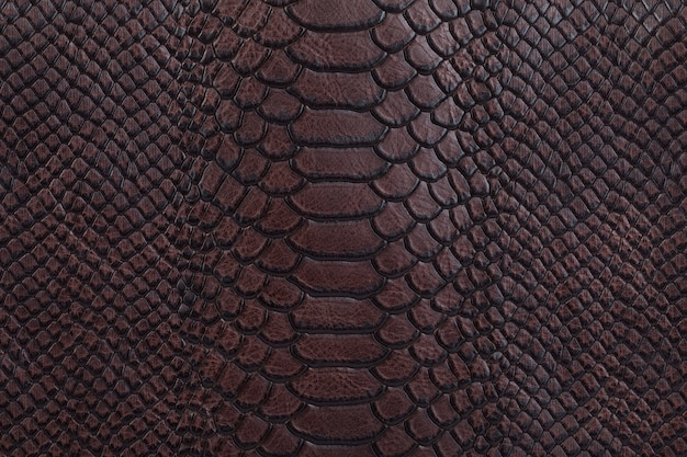 Brown natural leather texture background