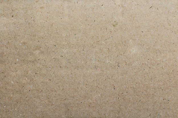 Brown old paper cardboard plain background