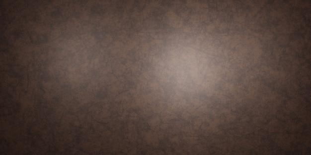 茶色の古いビンテージ紙抽象的なスクラッチ汚れ背景3 dレンダリング