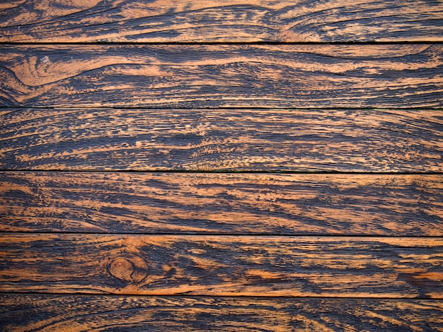 Brown old wood texture background