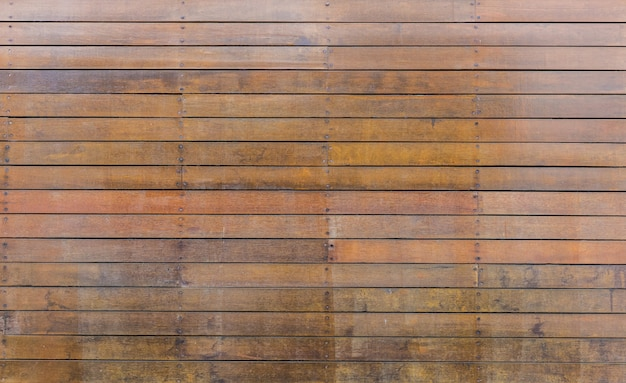 The brown old wood texture