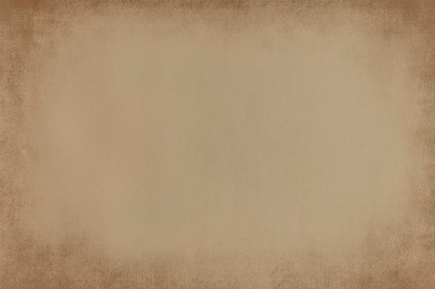 茶色に塗られた滑らかな質感の背景