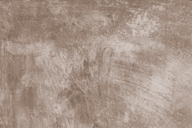 Brown painted wall texture background