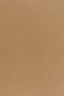 Коричневый бумажный фон или фон из переработанной бумаги
