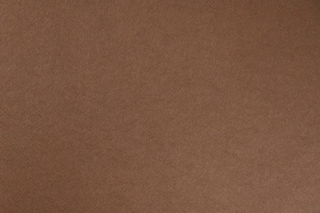 Sfondo di carta marrone semplice fai da te