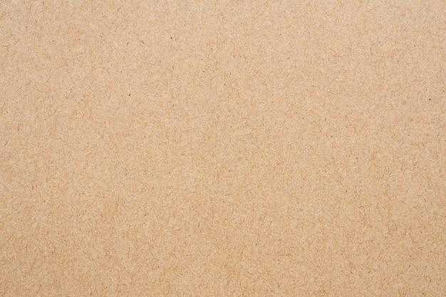 茶色の紙エコリサイクルクラフトシートテクスチャ背景
