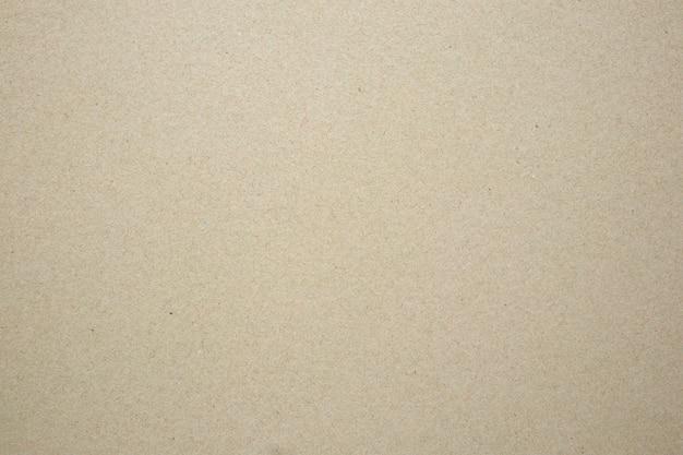 茶色の紙エコリサイクルクラフトシートテクスチャ段ボール壁