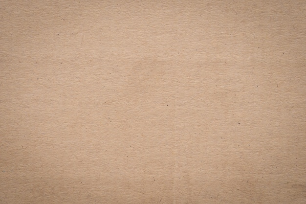 Brown paper and kraft paper texture and background with space.