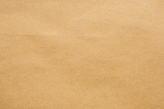 갈색 종이 재활용 크래프트 시트 질감 골 판지 배경