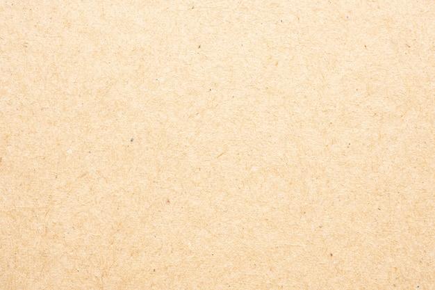 茶色の紙リサイクルクラフトシートテクスチャ段ボール