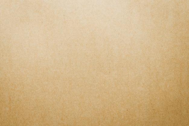 茶色の紙シートテクスチャ背景。