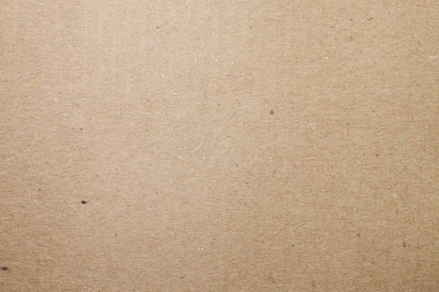 茶色の紙の縞模様のテクスチャの背景。 Premium写真