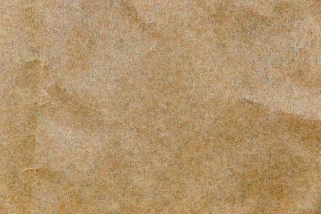 茶色の紙テクスチャの抽象的な背景。
