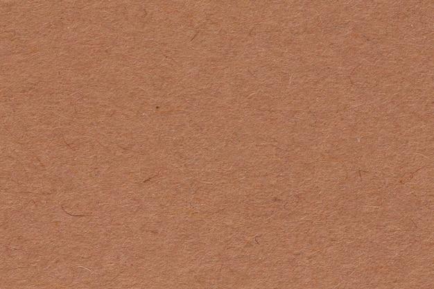 茶色の紙のテクスチャ背景、マクロ撮影。高解像度の写真。