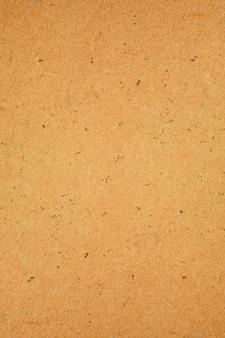 背景の茶色の紙のテクスチャ。