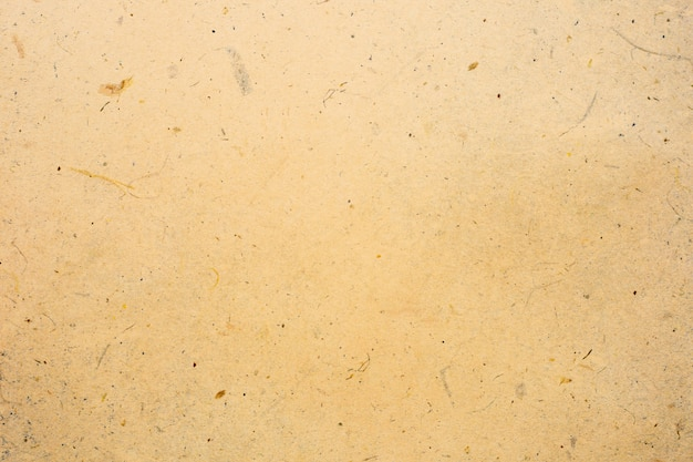 Текстура коричневой бумаги.