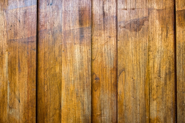Brown plank wood rough texture background